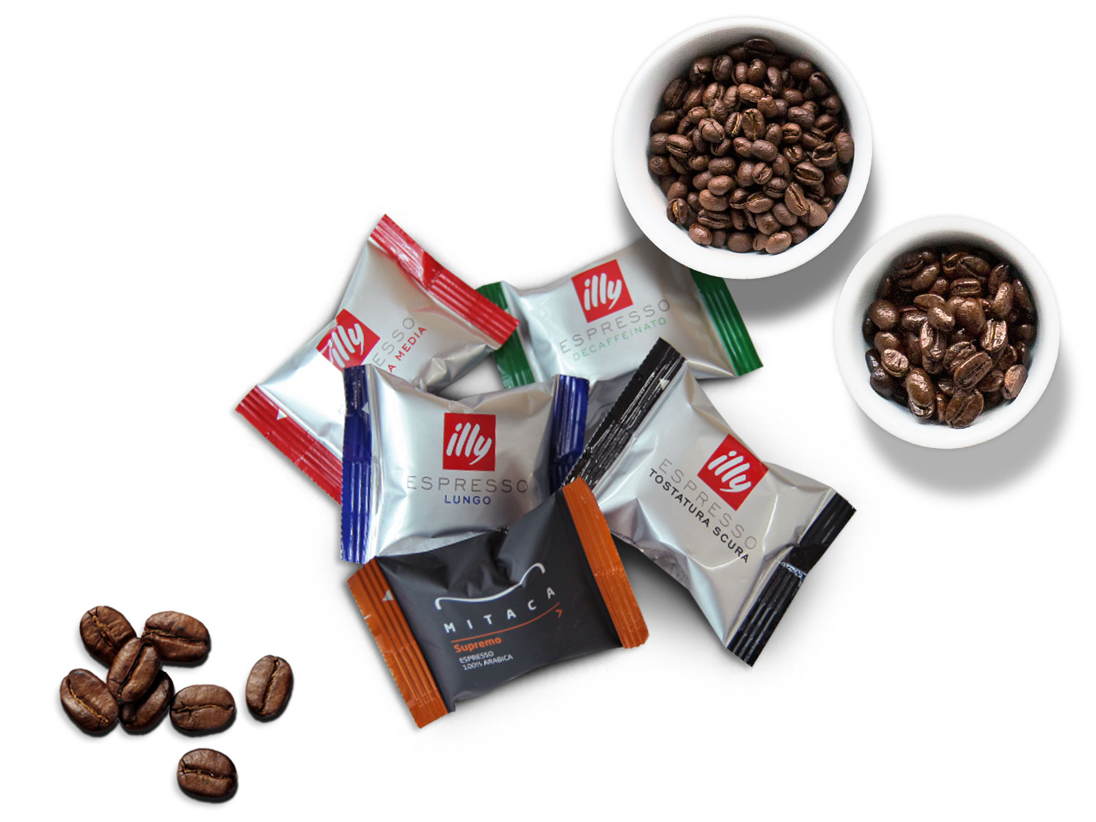 illy products